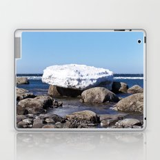 Perched on the Boulders Laptop & iPad Skin