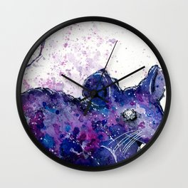 Space Mouse Wall Clock