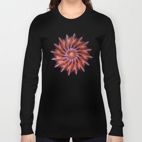 Falling Bloom Long Sleeve T-shirt