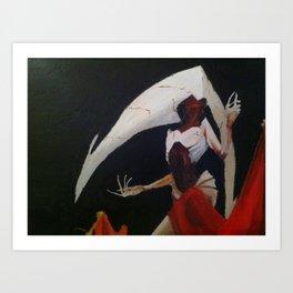 Elesh Norn Art Print