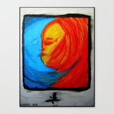 Cosmosis Canvas Print