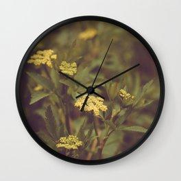 Dark Mood Wall Clock