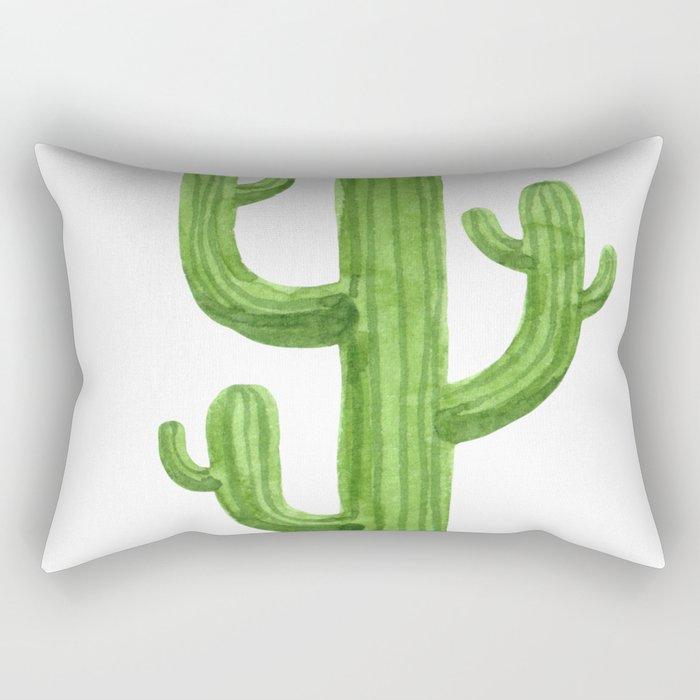 Cactus One Rectangular Pillow