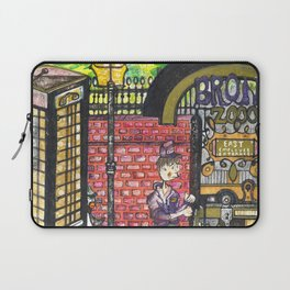 The Bronx Zooo Laptop Sleeve