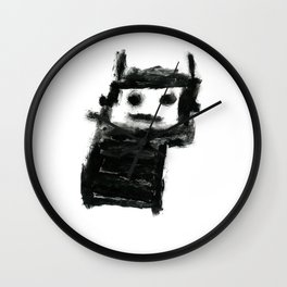 Jack's Monster Wall Clock