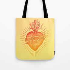 Bleeding Heart – Scarlet version Tote Bag