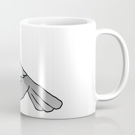 cartoon pigeon. Coffee Mug