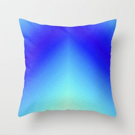 Arrow of Time Throw Pillow