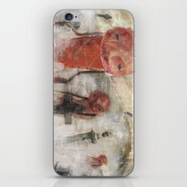 The Dead Will Walk Again iPhone Skin