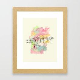 Barrett Framed Art Print