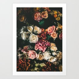 Flowers 139 Art Print