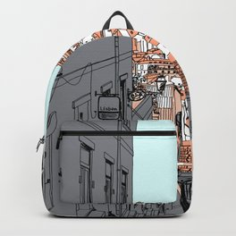 Lisbon City Backpack