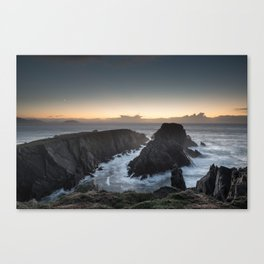 BlueHour Canvas Print