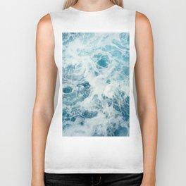 Sea Swirl Biker Tank