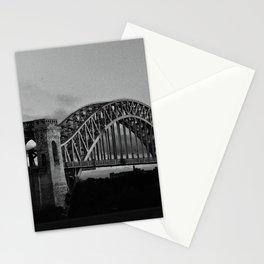 N Why Bridge Stationery Cards