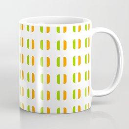 flag of ireland - with soft square Coffee Mug