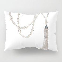 White Pearl Pillow Sham