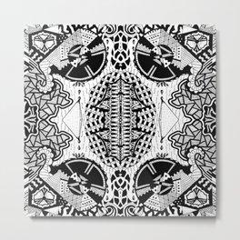 La Siesta Loca (The Crazy Nap) Metal Print