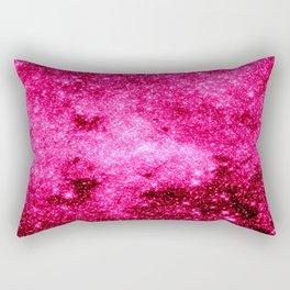 GALaxY Hot Pink Rectangular Pillow