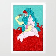 Gale III Art Print