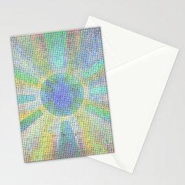 Surya Invocation (Sun) #2 - Magick Square Yantra Tantra Stationery Cards