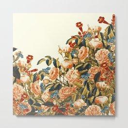 Vintage Garden 22 (Summer Peaches) Metal Print