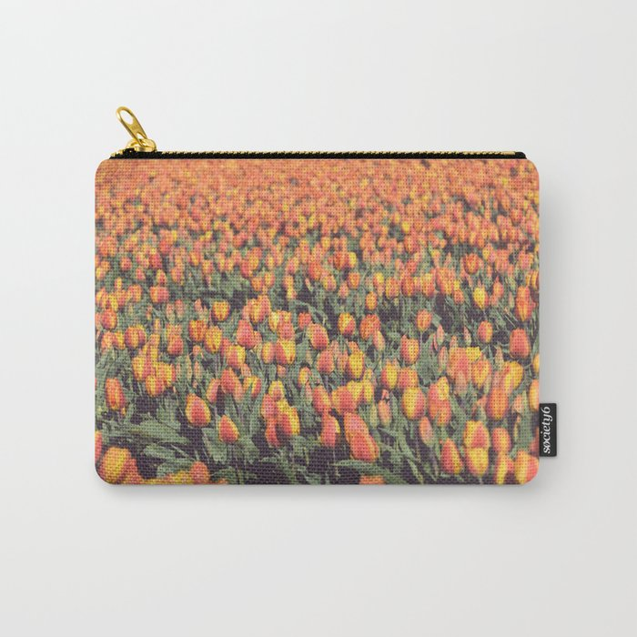 Tulips field #1 Carry-All Pouch