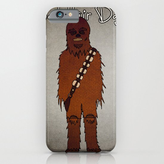 bad hair day no:3 / Chewbacca  iPhone & iPod Case