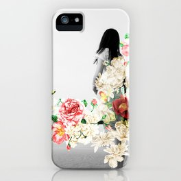 Poppy and Memory III iPhone Case