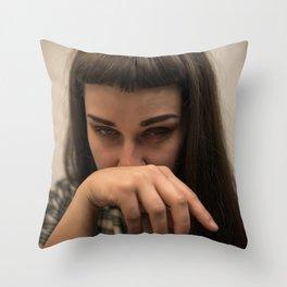 Uma Throw Pillow