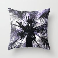 coco Throw Pillows featuring coco by JG-DESIGN