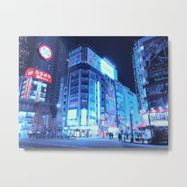Tokyo - Welcome to Akihabara Metal Print