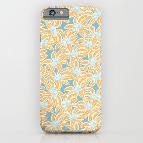 Sunny Tropics 3 iPhone & iPod Case
