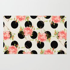 MIXED FLORAL Rug