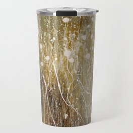 floral abstrakt Travel Mug