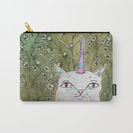 Unikitty Tapestry Painting Carry-All Pouch