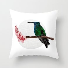 Messenger 009 Throw Pillow