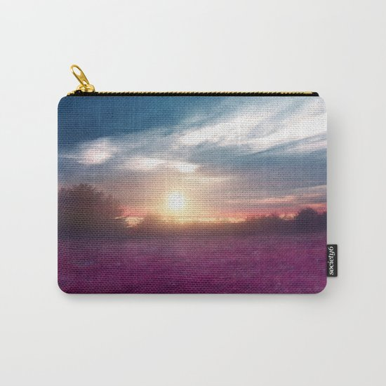 Sunset I C. Carry-All Pouch