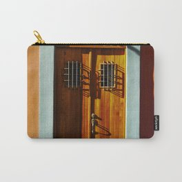 puerto rico house Carry-All Pouch