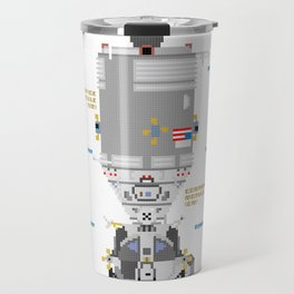 Project Apollo iotacons Travel Mug