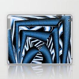 Feelin' the Blues.. Laptop & iPad Skin
