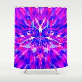 expanding symmetry 2 Shower Curtain