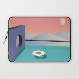 Calm pool  Laptop Sleeve