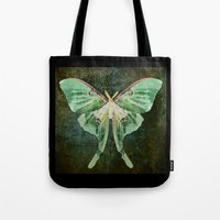 luna Tote Bags featuring Luna  by DebS Digs Photo Art