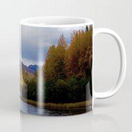 Matanuska River Alaska Coffee Mug