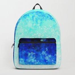 Aqua Spots Backpack