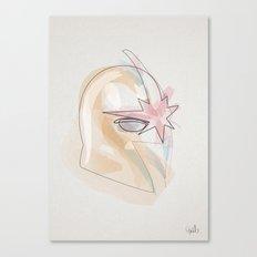 One Line Centurion Nova's helmet Canvas Print