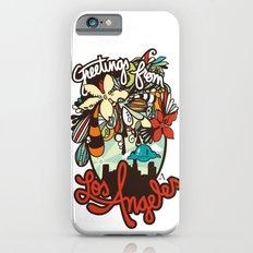 Greetings from Los Angeles Slim Case iPhone 6s
