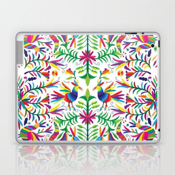 Otomi Laptop & iPad Skin