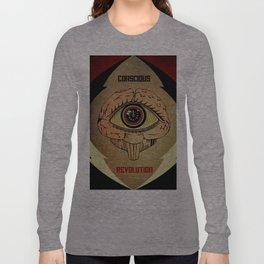Concious Revolution  Long Sleeve T-shirt